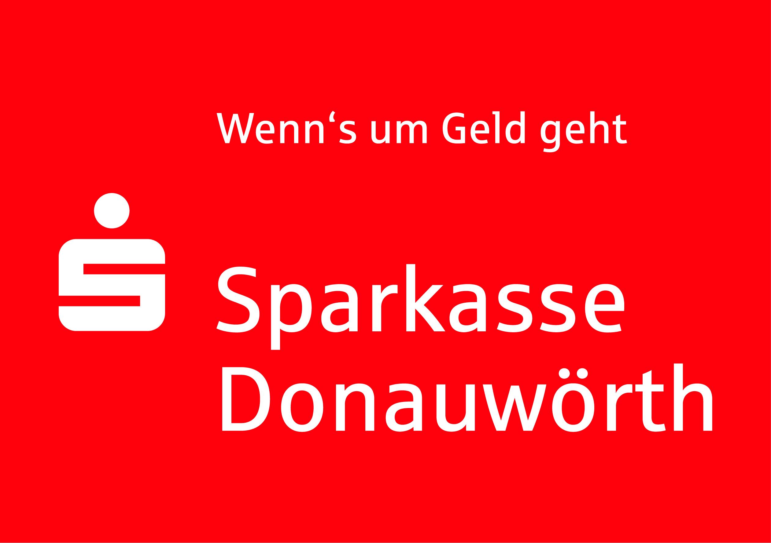 Wenn's um Geld geht- Sparkasse Donauwörth